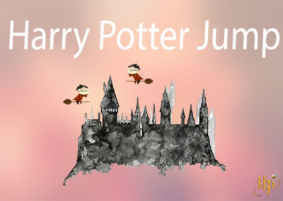 Harry Potter Jump