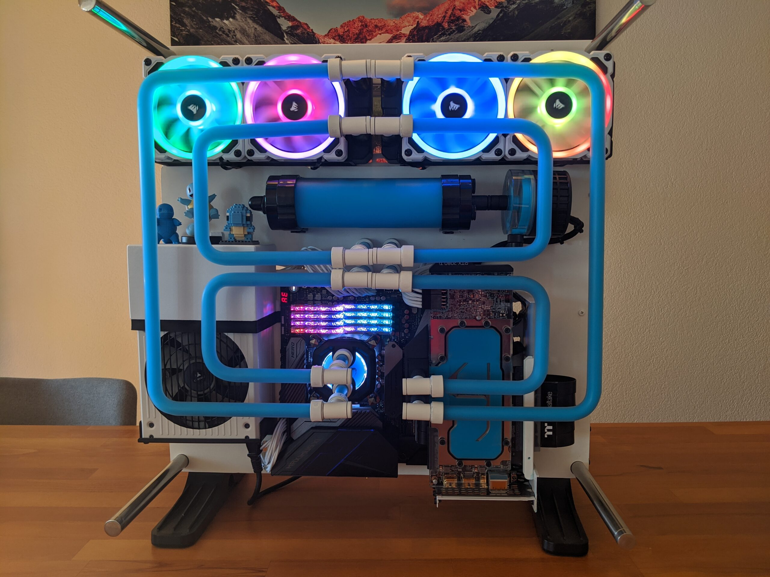 Squirtle Gaming PC