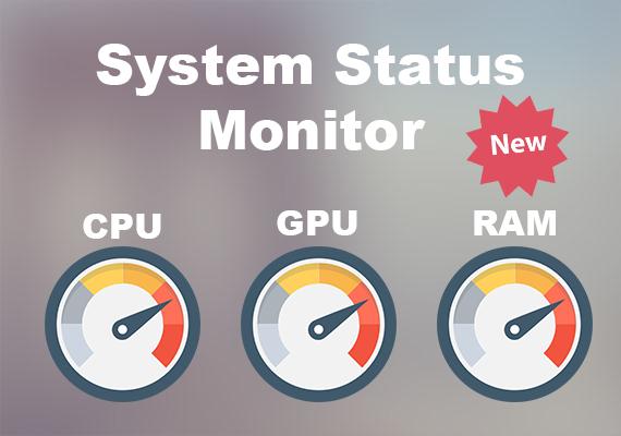 System Status Monitor NEW