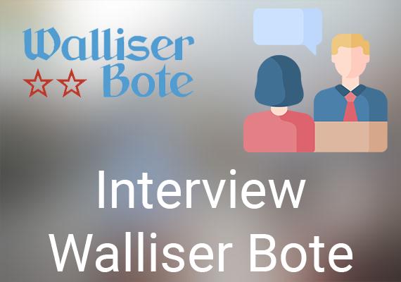 Interview Walliserbote