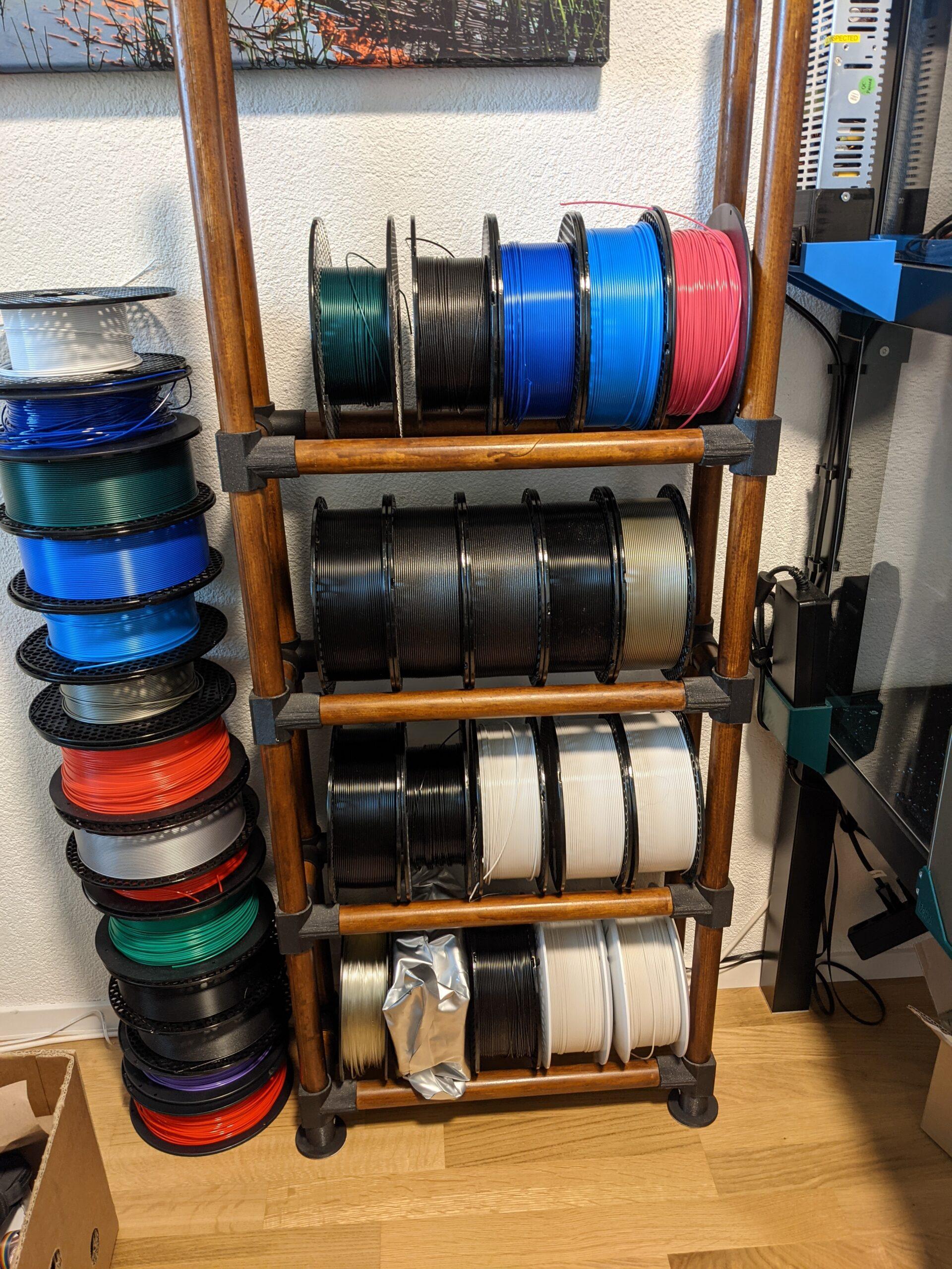 Generic Filament Rack